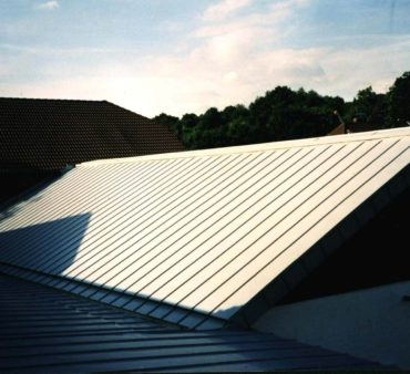 Stainless Steel Roofing _ Facade