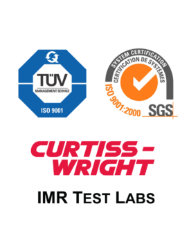 Test Certifications